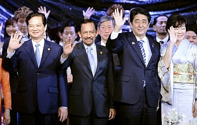 Japan and Asia: Dances with the Dragon