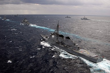 Japanese Destroyers Visit Vietnam's Cam Ranh Bay in Historic Move