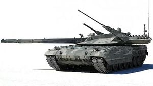 Is 'Russia's Deadliest Tank' Really Invisible to the Enemy?