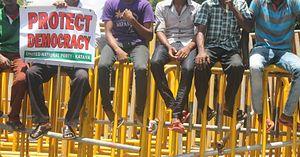 Sri Lanka's Political Future Arrives at a Crossroads
