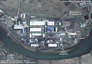 Satellite Imagery: North Korea Expanding Uranium Production