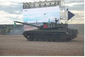 Russia Beats China in This Year's International Army Games