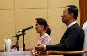 Myanmar's Elections: Jostling for Power