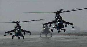 Bangladesh to Purchase 7 Combat-Transport Helicopters from Russia