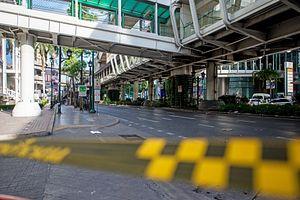A Second Look at the Bangkok Blast