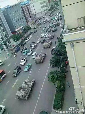 Why Did China Amass Tanks at the North Korean Border?