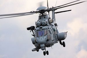 Thailand's Air Force Gets a Boost with New Helicopters
