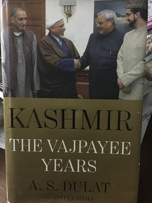 Book Review: Kashmir: The Vajpayee Years