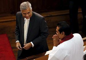 Sri Lanka: Rajapaksa Foiled Again