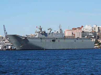Australia Lacks Expertise to Deploy World-Class Amphibious Warfare Capability
