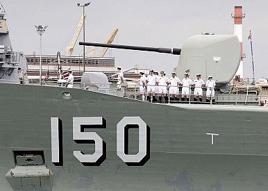 Australia to Build Entire New Surface Warfare Fleet