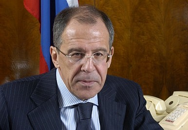 Russia's Foreign Minister Slams US Over Military Buildup in Asia