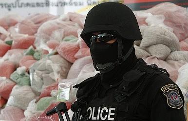 'Drug Free' ASEAN by 2015?