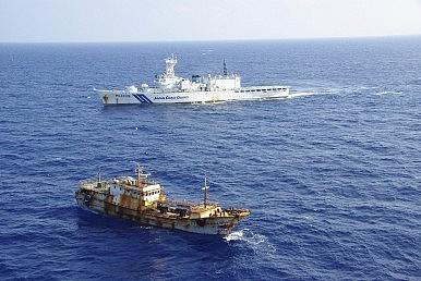 China's Maritime Militia Upends Rules on Naval Warfare