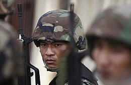 Cambodia's Well-Heeled Military Patrons