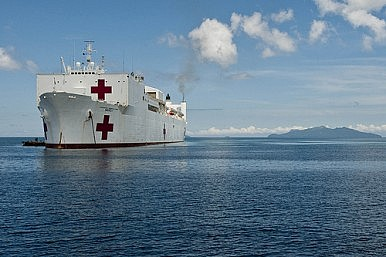 US Navy Ships to Move to Vietnam for Asia's Largest Annual Humanitarian Mission