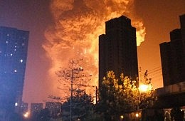 Tianjin Explosions: 1 Year Later