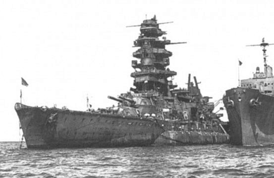 imperial japan s last floating battleship the diplomat