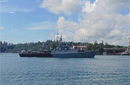 Naval Visit Highlights India-Indonesia Maritime Ties