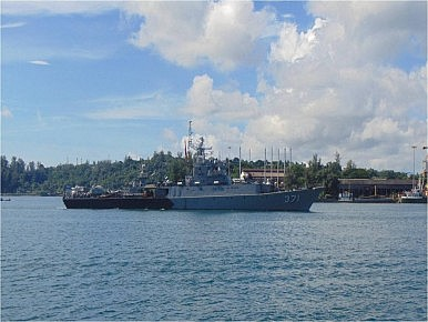 India-Indonesia Maritime Patrols Kick Off