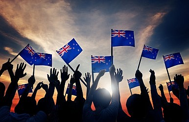 New Zealand: Goodbye to the Union Jack?