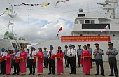 Japan Gifts Vietnam Patrol Vessel Amid South China Sea Tensions