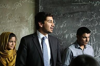 Interview: Zubair Massoud