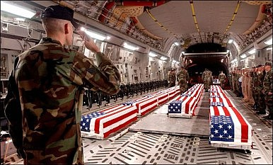 6,855 Dead Americans: The Human Cost of War