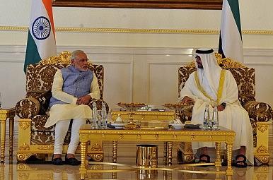Modi Makes New Strategic Inroads in the UAE