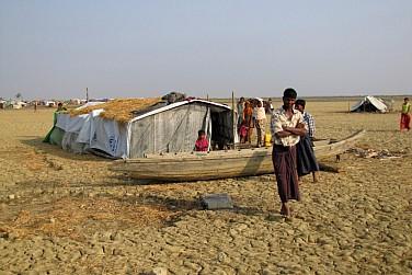 Violence Erupts in Myanmar's Rakhine State
