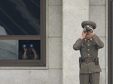 North Korea Is Mobilizing for War