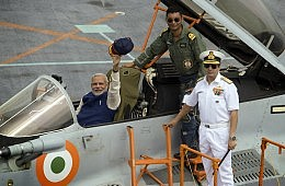 US-India Aircraft Carrier Working Group Meets