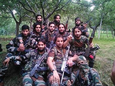 Kashmir's Young Rebels