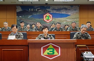 Amid 'Quasi State of War,' North, South Korea Hold First High-Level Talks in a Year