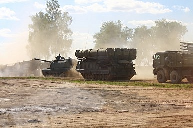 Russia Engages in Military Drills on Europe's Doorstep