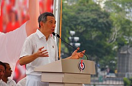 Singapore Reviews Elected Presidency