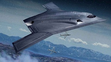 Pentagon Awards Contract for US Air Force's New Top-Secret Bomber