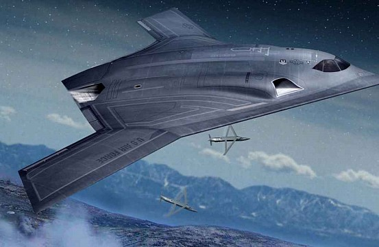 Will the US Air Force's Top-Secret Bomber Cost $3 Billion Per Plane?
