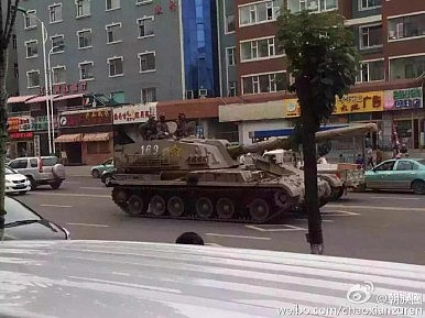 China Denies Sending Additional Troops to North Korean Border