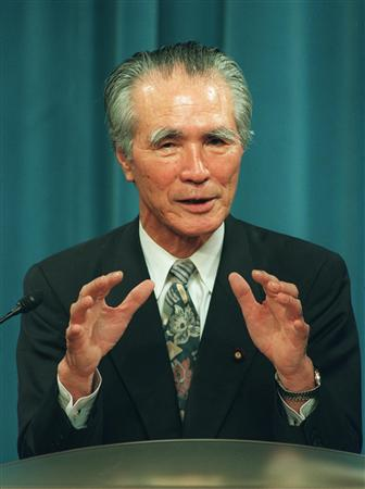 Abe Won't Be There for China's War Commemorative Parade, But Murayama Will Be