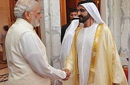 Narendra Modi in the Emirates: Bridging India's Gulf
