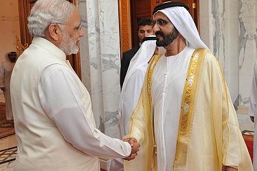 Narendra Modi in the Emirates: Bridging India's Gulf