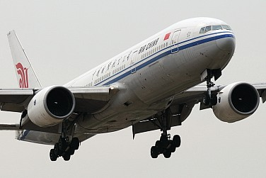 Chinese Airlines Are in It for the Long Haul