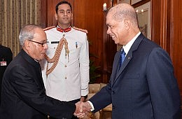 India and Seychelles Strengthen Ties Around Maritime Security, Economic Cooperation