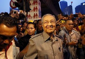 Malaysia and Mahathir: The Doctor Is Still in the House