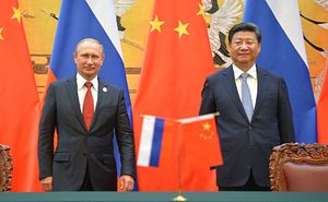 Did Russia Just Side With China on the South China Sea?