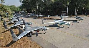 Pakistan Uses Indigenous Drone to Strike Terrorists