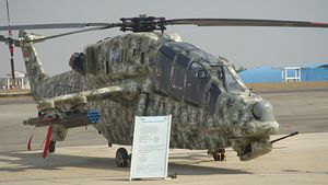 What's the Status of India's Light Combat Helicopter?