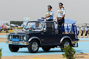 Indian Air Force Chief Visits Vietnam