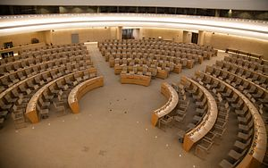 The UN Human Rights Council Resolution on Sri Lanka is Tabled